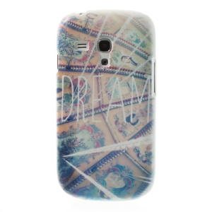 For Samsung Galaxy S3 Mini I8190 Dream Painting Plastic Case
