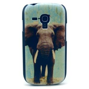 Giant Elephant Hard Shell Case for Samsung Galaxy S3 Mini i8190