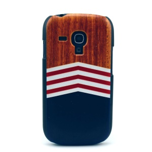 Gradient Stripes Hard Case Shell for Samsung Galaxy S3 Mini i8190