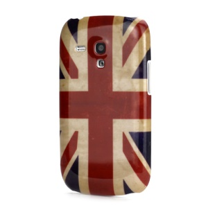 Retro Union Jack UK Flag Hard Case for Samsung i8190 Galaxy S3 III Mini