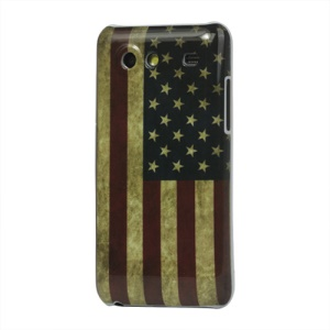 Samsung I9070 Galaxy S Advance Hard Case Retro American Flag