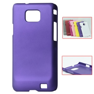 High-quality Hard Plastic Back Case for Samsung i9100 Galaxy S 2
