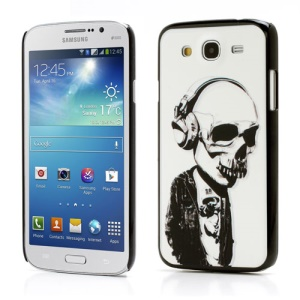 Skull Man Design Protective Hard Phone Case for Samsung Galaxy Mega 5.8 I9150 I9152