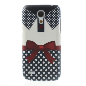 Polka Dots Shirt Hard PC Case for Samsung Galaxy S4 mini i9190
