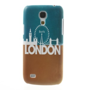 For Samsung Galaxy S4 mini i9192 London Impression Hard Shell