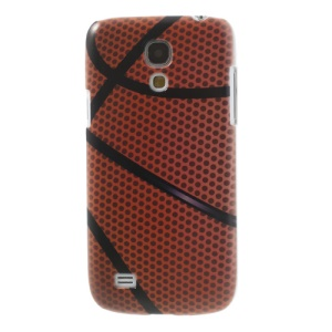 Basketball Pattern Slim Hard Cover for Samsung i9192 Galaxy S4 mini