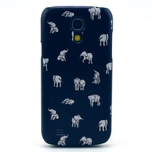 Various Elephants Hard Shell for Samsung Galaxy S4 mini I9195 I9192 I9190