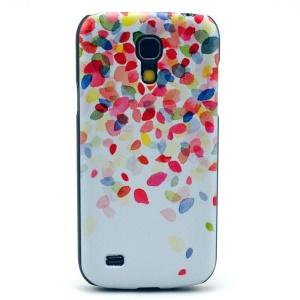 Colorized Leaves Hard Plastic Case for Samsung Galaxy S4 mini I9195 I9192 I9190