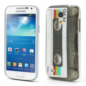 Colorized Tape Sleek Hard Shell for Samsung I9190 I9192 Galaxy S4 mini