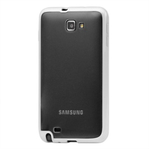 Plastic & TPU Hybrid Case for Samsung Galaxy Note I9220 GT-N7000 I717