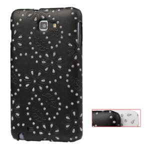 Flashlight Powder Hard Plastic Case for Samsung Galaxy Note I9220 GT-N7000 I717