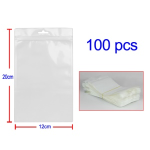 100 PCS/Lot PE Packing Bag for Samsung Galaxy Note I9220 GT-N7000 Hard Case, Inner volume: 16.6cm x 11.0cm