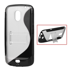 Streamline S Type TPU &amp; PC Hybrid Case for Samsung Galaxy Nexus I9250 / I515