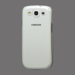 Clear Crystal Case for Samsung Galaxy S 3 / III I9300 I747 L710 T999 I535 R530 - Transparent