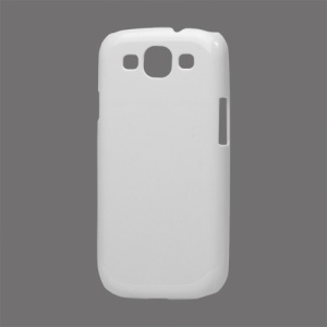 Clear Crystal Case for Samsung Galaxy S 3 / III I9300 I747 L710 T999 I535 R530 - White