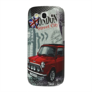 London Street City Hard Cover for Samsung Galaxy S 3 / III I9300 I747 L710 T999 I535 R530