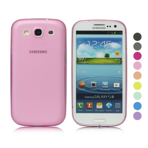Ultra Thin 0.3mm Hard Case for Samsung Galaxy S 3 / III I9300 I747 L710 T999 I535 R530