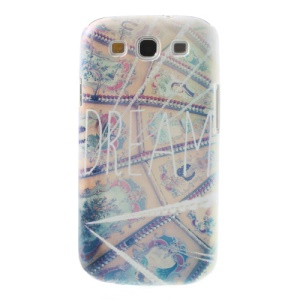 Dream Painting for Samsung Galaxy S3 I9300 Slim Plastic Case
