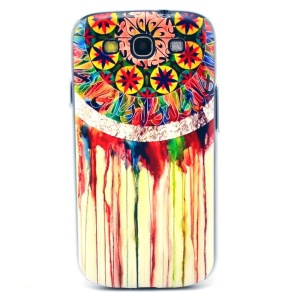 Dream Catcher Pattern Hard Case Cover for Samsung Galaxy S3 i9300