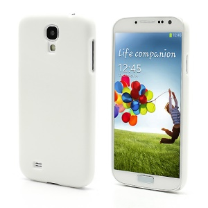 Cheap Hard Case Shell for Samsung Galaxy S 4 SIV i9500 i9505 - White
