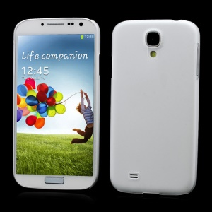 Ultra Thin Frosted Hard Case Cover for Samsung Galaxy S 4 IV i9500 i9505 - Transparent