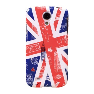 Umku Union Jack & UK Scenes for Samsung Galaxy S4 I9502 PC Hard Cover