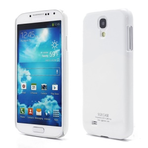 SGP Slim Glossy Hard Protective Shell for Samsung Galaxy S IV S4 i9500 i9505 - White