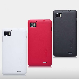Nillkin Super Frosted Shield Hard Protective Case for Lenovo LePhone K860 + LCD Film