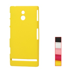 Rubberized Frosted Hard Case for Sony Xperia P LT22i Nypon