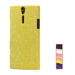 Anti-Slip Rugged Hard Case for Sony Xperia S LT26i LT26a / Nozomi