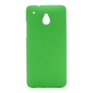 HTC One Mini M4 Rubberized Frosted Slim Plastic Case - Green