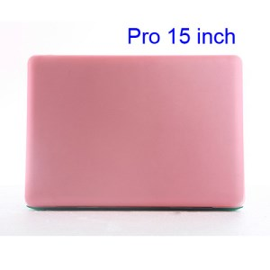 15&quot; 15.4&quot; MacBook Pro Crystal Full Body Case Cover (A1286 Old Model) - Translucent Pink