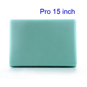 15&quot; 15.4&quot; MacBook Pro Crystal Full Body Case Cover (A1286 Old Model) - Translucent Green