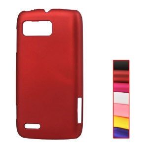 Rubberized Hard Plastic Case for Motorola Atrix 2 MB865 ME865