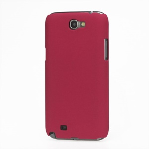 Quicksand Hard Plastic Case for Samsung N7100 Galaxy Note 2 / II - Rose
