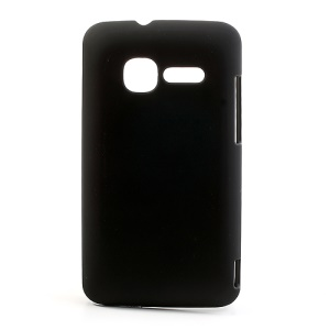 Black for Alcatel One Touch TPOP OT4010 Oil Painting Plastic Shell