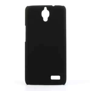 Black Oil Painting Hard Case for Alcatel One Touch Idol OT-6030 OT-6030A OT-6030D OT-6030N / TCL S820