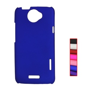 Rubberized Frosted Hard Case for HTC One X S720e / One XL / One X Plus