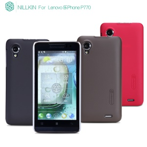 Nillkin Super Frosted Protective Hard Case for LG Optimus L9 P760 P765 P768 + LCD Film