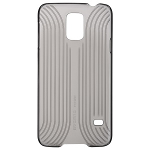 Baseus Seashell Line Style Series for Samsung Galaxy S5 G900F Hard Case - Transparent Black