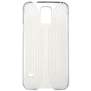 Baseus Seashell Line Style Series for Samsung Galaxy S5 G900F Hard Case - Transparent