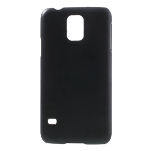 Black Cheap DIY Plastic Hard Case for Samsung Galaxy S5 G900F