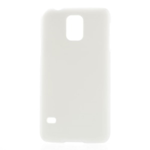 White Cheap DIY Plastic Hard Cover for Samsung Galaxy S5 G900F