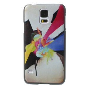 Colorful Painting PC Hard Back Case for Samsung Galaxy S5 GS 5 G900
