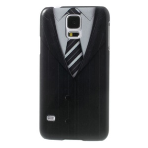 Suit & Tie PC Hard Cover Case for Samsung Galaxy S5 GS 5 G900