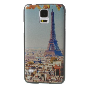 Eiffel Tower Plastic Case for Samsung Galaxy S5 GS 5 G900