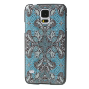 Palace Flower for Samsung Galaxy GS 5 S5 G900 Plastic Phone Case