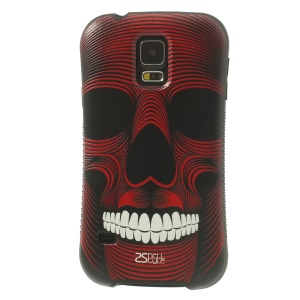 iFace Shellstyle Artistic Skull Head TPU + PC Hard Shell for Samsung Galaxy S5 G900