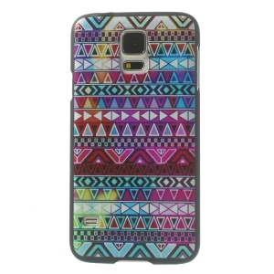Tribal Triangles Plastic Hard Case for Samsung Galaxy S5 G900