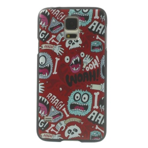 AAAGH OOH WOAH Plastic Hard Skin Case for Samsung Galaxy S5 G900